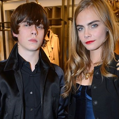 Jake Bugg and Cara Delevingne -1570503
