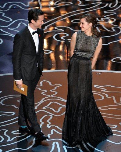 Emma-Watson-Joseph-Gordon-Levitt-2014-Oscars