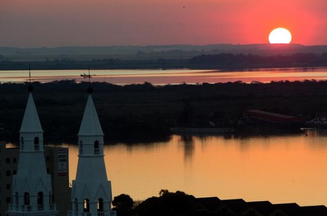 #sunset #portoalegreedemais