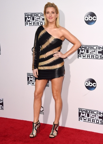 looks-american-music-awards-ama-ellie-goulding