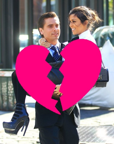Scott Disick sweeps Kourtney Kardashian off her feet during a romantic walk in the Meatpacking District in NYC. Pictured: Scott DisicK and Kourtney Kardashian Ref: SPL220563 211010 Picture by: Jackson Lee / Splash News Splash News and Pictures Los Angeles: 310-821-2666 New York: 212-619-2666 London: 870-934-2666 photodesk@splashnews.com