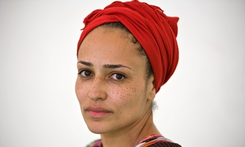 Dress to impress … Zadie Smith's Miss Adele Amidst the Corsets has been nominated for the BBC's £15,