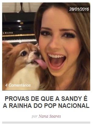 sandyrainha