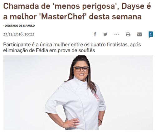 dayse-masterchef