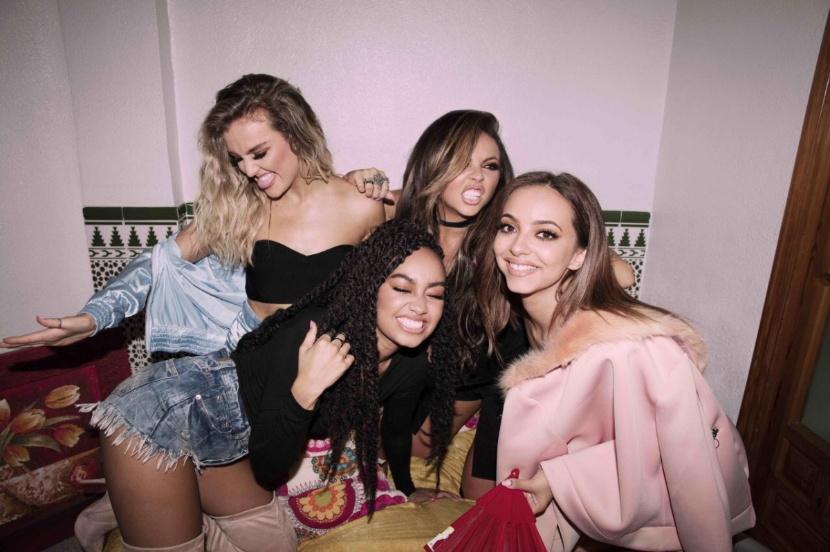 A importância do feminismo de Little Mix na cultura pop